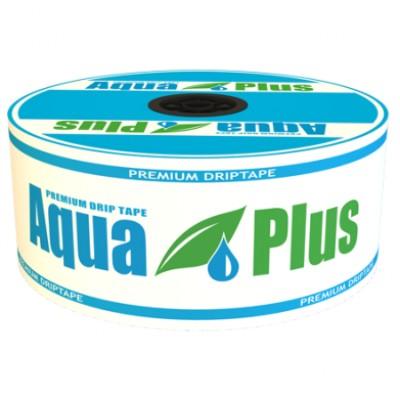 Капельная лента Aquaplus 8mil 20см 1л/ч ‒ 300м