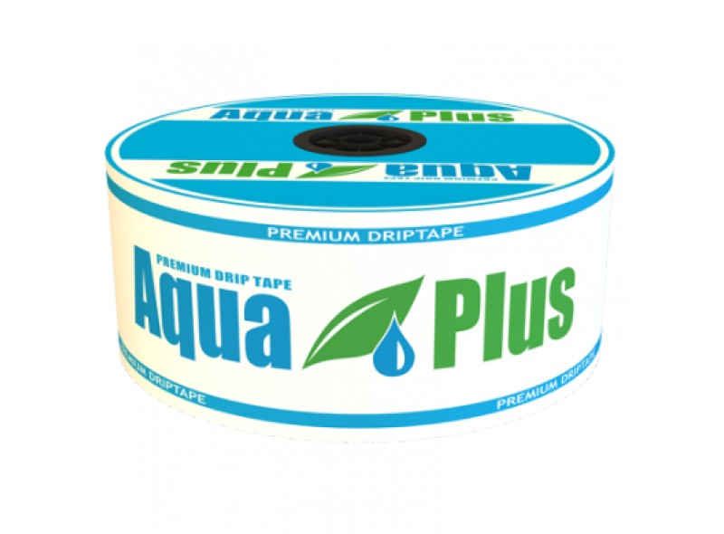 Капельная лента Aquaplus 8mil 30см 1л/ч ‒ 300м