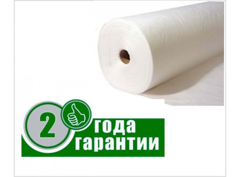 Агроволокно пл.23г/кв.м 1.6м х 10м БЕЛОЕ (Greentex)