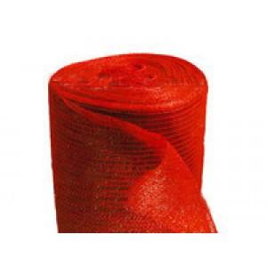 Сетка затеняющая красная